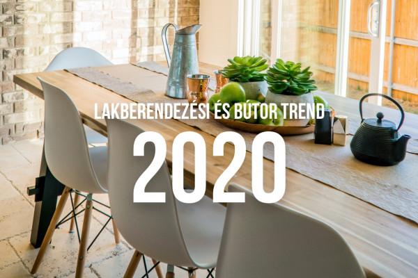 Lakberendezési stílusok 2020