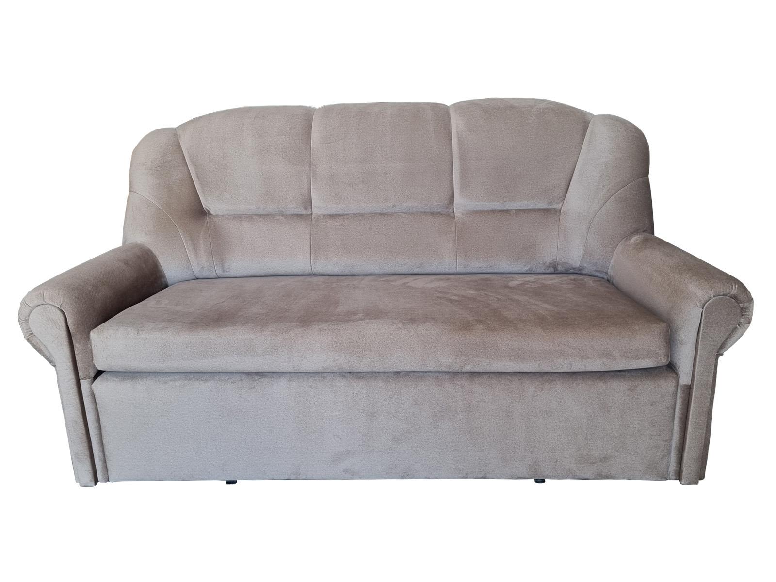 Gertrúd 3 személyes, kinyitható, ágyneműtartós, szivacsos kanapé ...