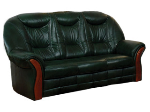 Torino klasszikus stílusú, 3 személyes, ággyá alakítható, valódi ...
